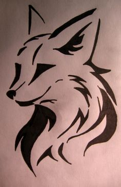 Tribal fox.