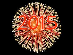 2015 - Frohes Neues Jahr! Wallpaper Gratis, Neon Signs, Pictures, Advent, Yellow, Winter, Quotes, Free Images, Tumblr Drawings