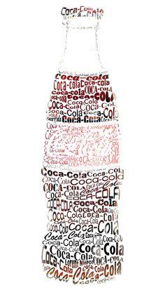 COCA-COLA ~ :: Coca-Cola Typography by ~24orange on deviantART