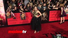 """Isabelle Fuhrman """"The Hunger Games: Catching Fire"""" Los Angeles Premiere ..."""