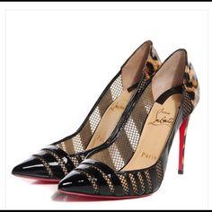 host pick Christian Louboutin Pump New lovely Louboutin size 6. City Chic Host Pick ️ay️al and ♍️ercari payments only Christian Louboutin Shoes