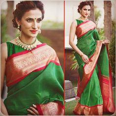 Shilpa Reddy Saree