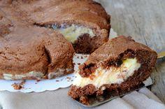#Crostata morbida #mascarpone e #nutella