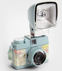 Lomography Mini Map Diana Camera