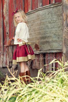 Girls skirt pattern PDF sewing patten ebook easy by sadiejames, $4.00