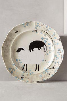 Echo Treks Dessert Plate #anthropologie