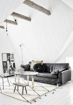 my scandinavian home: White home