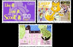 Commemorative Serie Issued by Luxembourg Post on the 11th March 2014! #stamps #luxembourg
