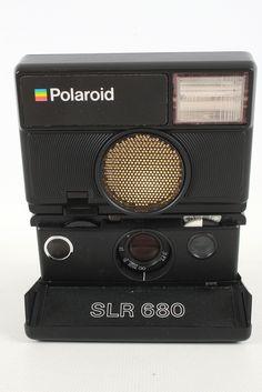 Polaroid SLR 680 Camera