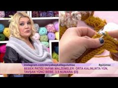Derya Baykal'la Gülümse: Bebek Patiği - YouTube