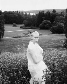 """Another shoot with Linn Arvidsson @linnarvidson @lundlundagency @jean @lindashalabihair @wbredehorst #editorial #linnarvidsson @mikasstockholm"""