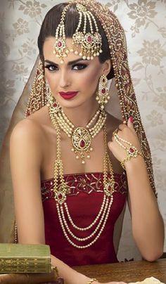*{Indian Bride}*