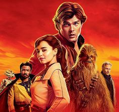 """""""I've got a good feeling about this!"""" – A Solo Movie Review"""