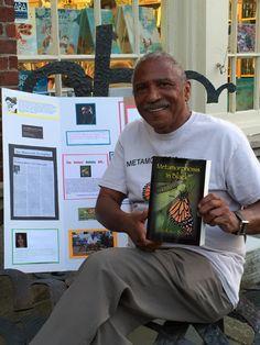 Jim Butler, author of Metamorphosis in Black