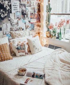 Que tal essa decoração de quarto?