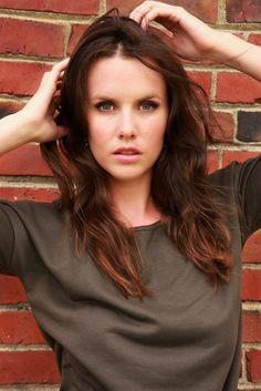 Jennifer Gresham photographed by Gordon Melby.