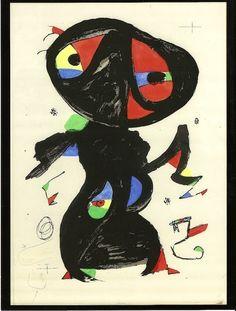 Joan Miró - La Dida