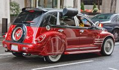 tricked out pt cruisers | Pimped out PT Cruiser | Flickr - Photo Sharing!