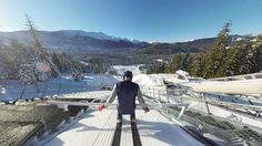 (11. 28. 2016) Samsung - Ski Jump in 360°  You can be a Ski Jump player in this video! (이 영상에서 당신은 스키 점프 선수가 될 수 있습니다!)  Watch on WAVRP ▶ http://wavrp.com/awesome ◀  #wavrp360 #wavrp #vr #virtualreality #360video #curation #올림픽 #동계올림픽 #스키점프 #삼성 #갤럭시 #삼성기어VR #Olympic #wintersports #skijump #samsung #galaxy #samsunggearVR