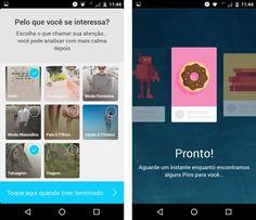 dd9681cc4 Confira dicas bem legais para utilizar o Pinterest nos seus dispositivos  neste vídeo feito pelo pessoal