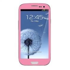 How about a pink Samsung Galaxy S3?