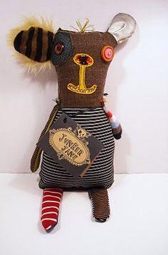 Junker Jane Art Dolls And Miniatures: December 2010