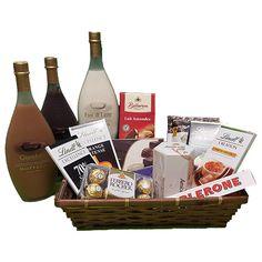 Quality Fruit Baskets. Chocolade cadeau 08