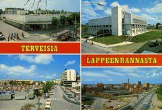 Terveisiä Lappeenrannasta #Lappeenranta #Maisemakortit #Postikortit #matkailu #Suomi #Finland Teenage Years, Back In Time, Old Toys, Helsinki, Finland, Nostalgia, Old Things, Pop, Retro