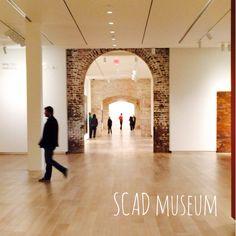 SCAD Museum - Savannah, Georgia