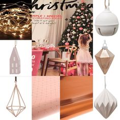 Loving the pink white and copper theme in the cover of @yourhomeandgarden Christmas issue created by one of our favorite stylists @nesdesign We have everything you need to recreate the look in store #copperandpink #christmasiscoming #christmasdecorations #christmas2015 #yourhomeandgarden #shutthefrontdoorstore #stfdnz