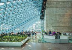 La bibliothèque publique de Seattle, Etats-Unis © Petter Alfred Hess