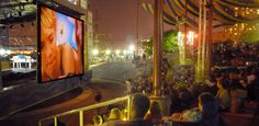 Penn's Landing Hosts FREE Screenings Under the Stars at the RiverStage!  Follow the link for Summer 2012's schedule...