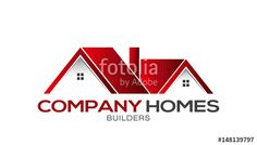 """Real Estate Houses Logo Design Template"""