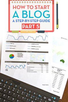 How to start a blog   http://www.ilanelanzen.com/how-tos/how-to-start-a-blog-a-step-by-step-guide-part-5/
