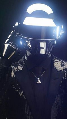 Daft Punk man iPhone 7 wallpaper 1080x1920.