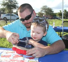 Photo Gallery: Indian River County National Night Out -  #VeroBeach #SebastianFL
