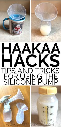Haakaa Hacks – Tips and Tricks for Using the Silicone Breast Pump Haakaa Hacks! Tips and tricks for using the silicone pump. A must have for all breastfeeding moms. Pump more milk and build your freezer stash with a Haakaa! Treat clogged milk ducts and Tips And Tricks, Teacher Hacks, Tire Lait, Baby Kicking, Breastfeeding And Pumping, Breastfeeding Problems, Fantastic Baby, After Baby, Foods To Avoid