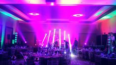 My Lighting for The Parlotones at Zimbali South Africa