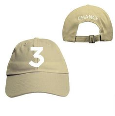 1141cbf606d CHANCE 3 Streetwear Dad Hat coloring Book Yeezy CHANCE 3 Rapper  -54969-54971 Dad Hat