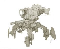 jake parker mechs - Google Search