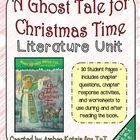 """Do you want a literature guide that will take you and your students to the time when Charles Dickens is writing """"A Christmas Carol?"""" Do your studen..."""