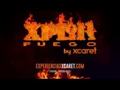 Xplor Fuego All Inclusive | Cancun and Riviera Maya Tours
