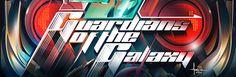GUARDIANS of the GALAXY-Vector Tribute by Orlando Arocena, via Behance