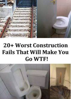 20+ Worst Construction Fails That Will Make You Go WTF!