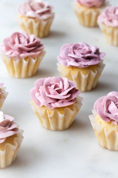 "White Chocolate Rose Cupcakes from ""My Sweet Kitchen"" — Style Sweet CA"