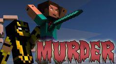 Minecraft Murder ITA #45 : ARRIVA L'ASSASSINO !!!