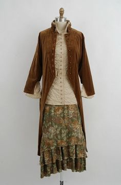 Fall Winter 2011 Look No. 4 | Vintage Inspired Women's Clothing - Ivey Abitz
