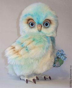 Купить Незабудка... - бирюзовый, бирюза, нежность, нежно бирюзовый, голубые глаза, незабудки, незабудка, сова
