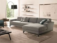 TAILOR | Sectional sofa | Sectional fabric sofa
