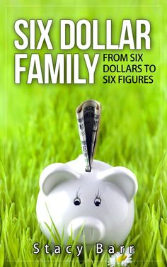 Ever feel like you're going nowhere with your finances? That your budget just can't be worked out? Looking for new ways to save? The Six Dollar Family will teach you how to save, live and grow your own family from six dollars...to six figures. Frugal Living Ideas Frugal Living Tips #frugal